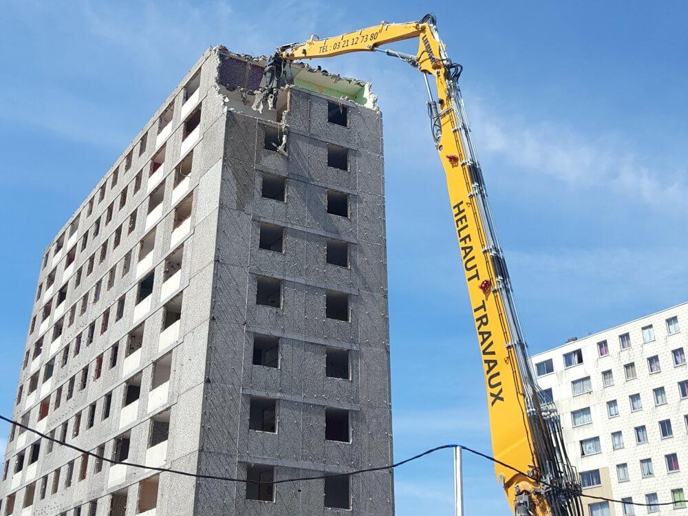 Helfaut Travaux, entreprise de démolition en hauts-de-France