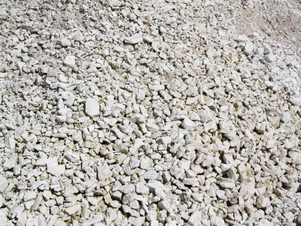 Vente de matériaux recyclés - Craie - Helfaut Travaux