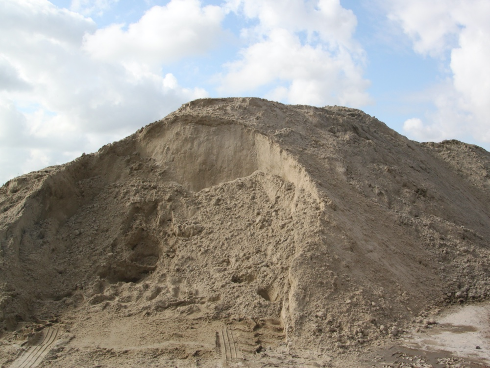 Vente de sable de dune par Helfaut Travaux