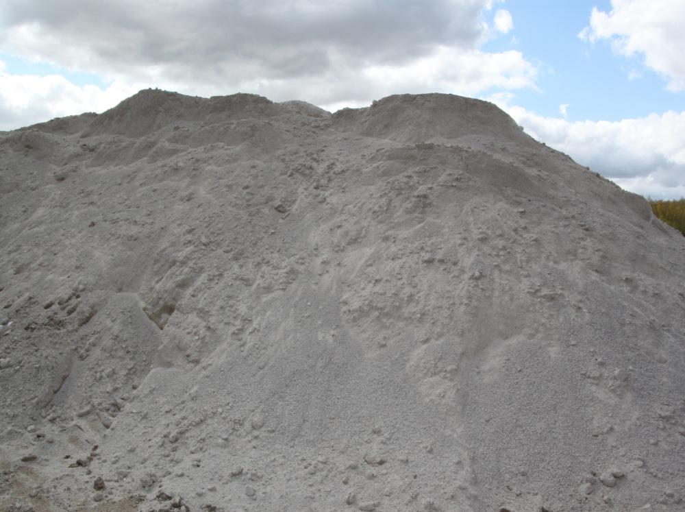 Vente de sable Holcim - matériaux recyclés - Helfaut Travaux